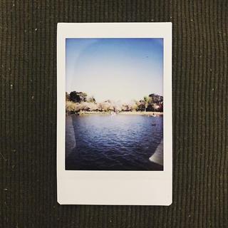 チェキ 洗足池(アート/写真)