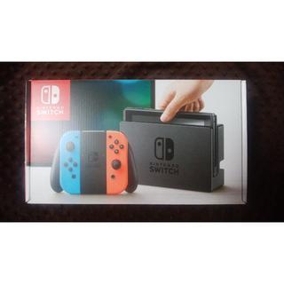 Nintendo Switch - Nintendo Switch ネオン 本体 新品未開封 任天堂