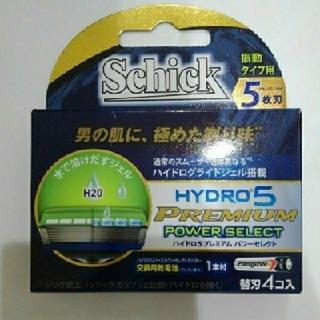 シックハイドロ5プレミアムパワーセレクト替刃(メンズシェーバー)