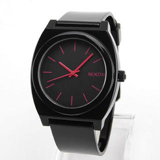 ニクソン(NIXON)の新品 ニクソン 腕時計 男女兼用 ブラック 10気圧防水 A119-480(腕時計(アナログ))