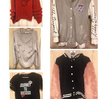 原宿2スタジャン、2セーター、シャツ(ジャケット/上着)