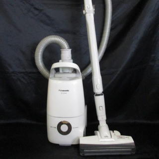 パナソニック(Panasonic)のパナソニック掃除機MC-JP510G-W(掃除機)