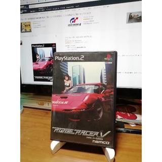 バンダイナムコエンターテインメント(BANDAI NAMCO Entertainment)のPS2 カーレース リッジレーサーⅤ(家庭用ゲームソフト)