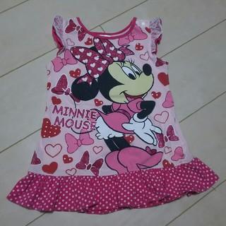 ディズニー(Disney)のミニー ワンピース90(ワンピース)