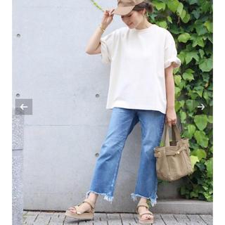 ドゥーズィエムクラス(DEUXIEME CLASSE)のDeuxieme Classe CAMBER BIG Tシャツ(Tシャツ(半袖/袖なし))