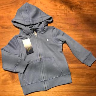 ラルフローレン(Ralph Lauren)のラルフローレン パーカー新品♡ 薄めブルーカラー(ジャケット/上着)