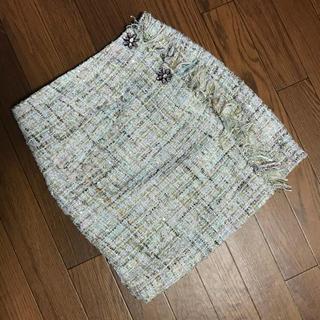 ザラ(ZARA)のZARA BASIC♡スカート(ミニスカート)