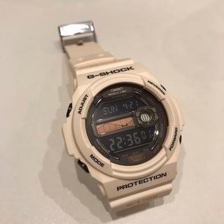 ジーショック(G-SHOCK)のG-SHOCK✴︎GLX-150✴︎G-LIDE✴︎ベージュ(腕時計(デジタル))