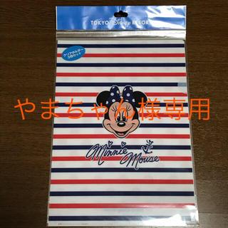 ディズニー(Disney)のミニーマウス、スヌーピー クリアファイル(クリアファイル)