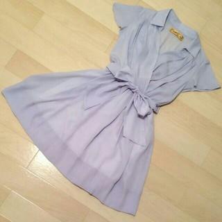 セシルマクビー(CECIL McBEE)のCECIL McBEEキャミ&シャツセット(Tシャツ(半袖/袖なし))
