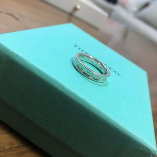 ティファニー(Tiffany & Co.)のTiffany 指輪 8号(リング(指輪))
