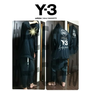 ワイスリー(Y-3)の【正規!ハイセンス】Y-3 サルエルパンツ ヨウジヤマモト adidas (サルエルパンツ)