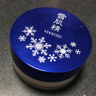 セッキセイ(雪肌精)の雪肌精 粉雪パウダー おしろい 最終値下げ(フェイスパウダー)
