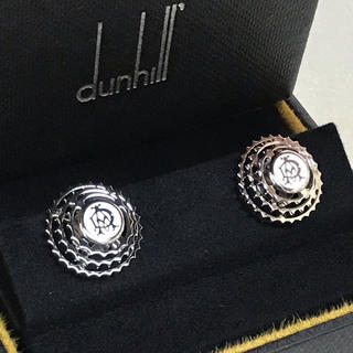 ダンヒル(Dunhill)の新品未使用 ダンヒル ADゴシック 回転ギア カフス カフリンクス(カフリンクス)