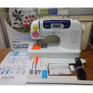 brother - 送料無料■ブラザーコンピューターミシンHS301極上品■ミシン専門店で点検整備済