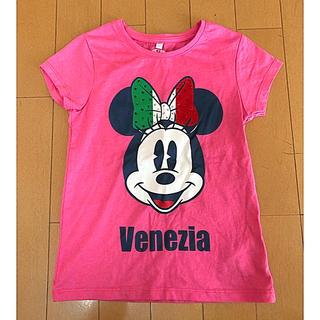 ディズニー(Disney)のTシャツ Disney ミニーちゃん 120(Tシャツ/カットソー)