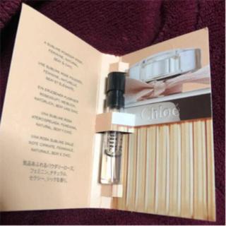 クロエ(Chloe)のクロエ オードパルファム サンプル 香水(香水(女性用))