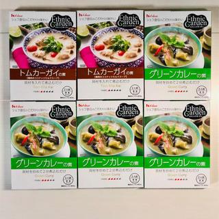ハウスショクヒン(ハウス食品)のハウス食品 グリーンカレーの素 トムカーガイの素(その他)