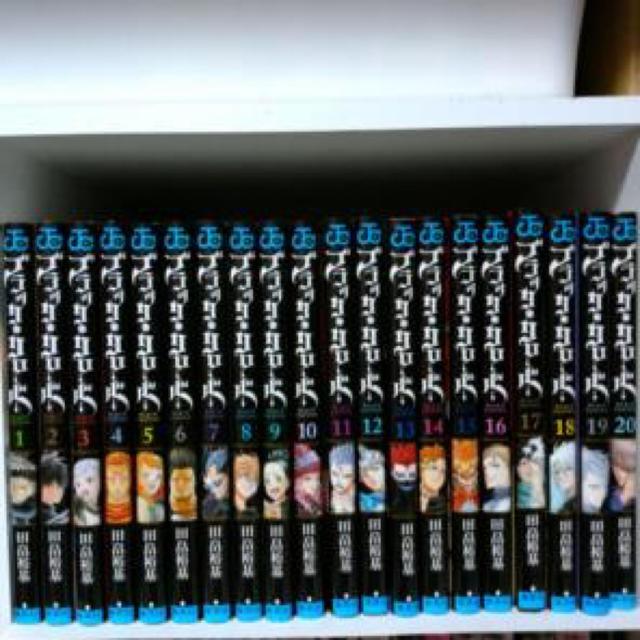 ブラッククローバー 1〜20巻セット エンタメ/ホビーの漫画(少年漫画)の商品写真