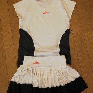 アディダスバイステラマッカートニー(adidas by Stella McCartney)のstella mccartney × adidas テニスウェア(ウェア)
