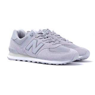 ニューバランス(New Balance)の[新品]New Balance 574 Light Grey Suede(スニーカー)
