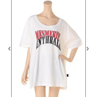ダチュラ(DaTuRa)のDaTuRa ダブルアーチロゴTシャツ(Tシャツ(半袖/袖なし))