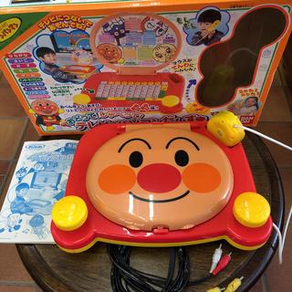 BANDAI - アンパンマン おどって!しゃべって!テレビでパソコンだいすき