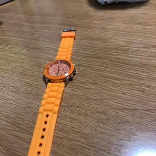 時計(ラバーベルト)