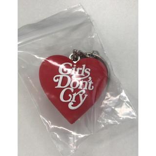 ジーディーシー(GDC)のガールズドントクライ キーホルダー Girls Don't Cry Cafe(その他)