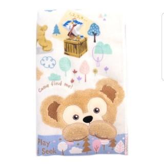 Disney - ダッフィー かくれんぼ タオル