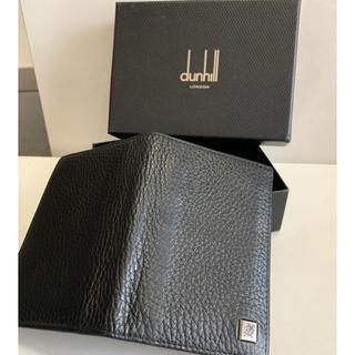 ダンヒル(Dunhill)のダンヒル 名刺 カードケース 箱付き(名刺入れ/定期入れ)