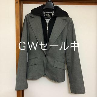 セシルマクビー(CECIL McBEE)のジャケット セシルマクビー(テーラードジャケット)