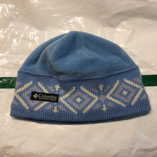 コロンビア(Columbia)のColumbia  帽子(ニット帽/ビーニー)