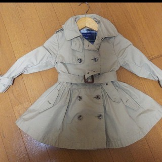 ラルフローレン(Ralph Lauren)のラルフローレントレンチコート 100cm(ジャケット/上着)