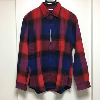 ジーユー(GU)の長袖シャツ(シャツ)