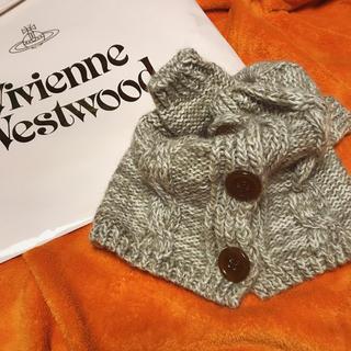 ヴィヴィアンウエストウッド(Vivienne Westwood)のVivienneWestwood セーター ニット帽(ニット帽/ビーニー)