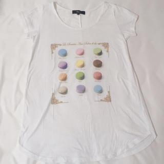 ウィゴー(WEGO)のamo×WEGO コラボカットソー(Tシャツ(半袖/袖なし))