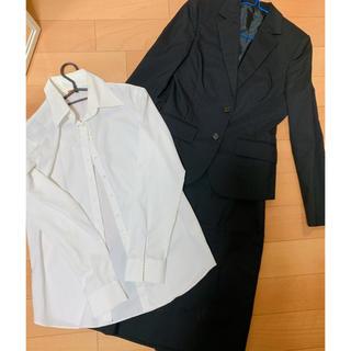 アオキ(AOKI)のAOKI レディーススーツセット(スーツ)