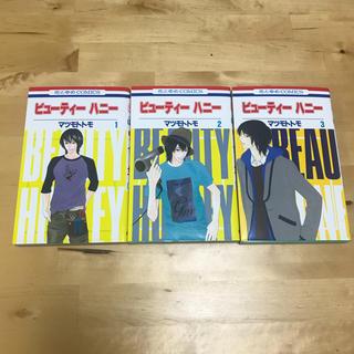ハクセンシャ(白泉社)のビューティーハニー 全3巻  マツモトトモ(全巻セット)