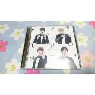 ニュース(NEWS)のNEWS QUARTETTO アルバム CD(アイドルグッズ)