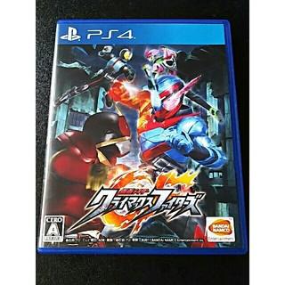 PlayStation4 - 仮面ライダークライマックスファイターズ