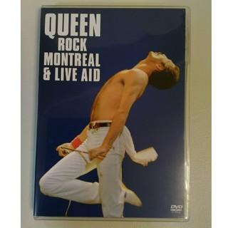 クイーン queen 伝説の証 モントリオール1981&ライヴ・エイド1985(ミュージック)