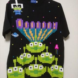 ディズニー(Disney)のリトルグリーンメン Tシャツ(Tシャツ(半袖/袖なし))