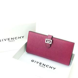 0ae4b81af1aa ジバンシィ(GIVENCHY)の【新品】 [GIVENCHY] GV3 LONG WALLET 長財布