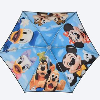 ディズニー(Disney)の完売 ディズニー 実写 傘 日傘 雨天兼用 TDR 限定 新品(傘)