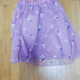 ハニーズ(HONEYS)の花柄 ロング スカート(ロングスカート)