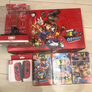 Nintendo Switch - マリオオデッセイ  任天堂  switch
