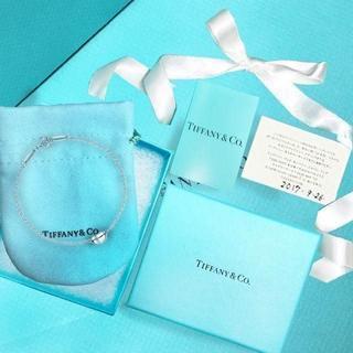 ティファニー(Tiffany & Co.)の未使用 ティファニー ビーン ブレスレット(ブレスレット/バングル)