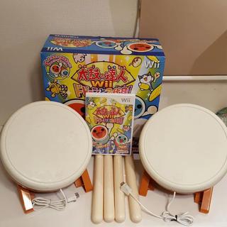 Wii - Wii 太鼓の達人 ドドーンと2代目!