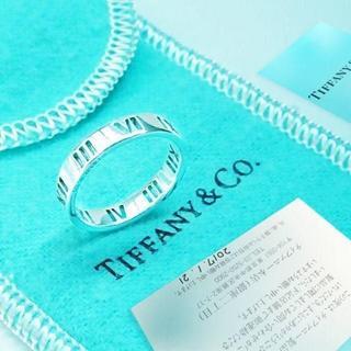 ティファニー(Tiffany & Co.)の未使用 ティファニー アトラスナローリング 7号(リング(指輪))